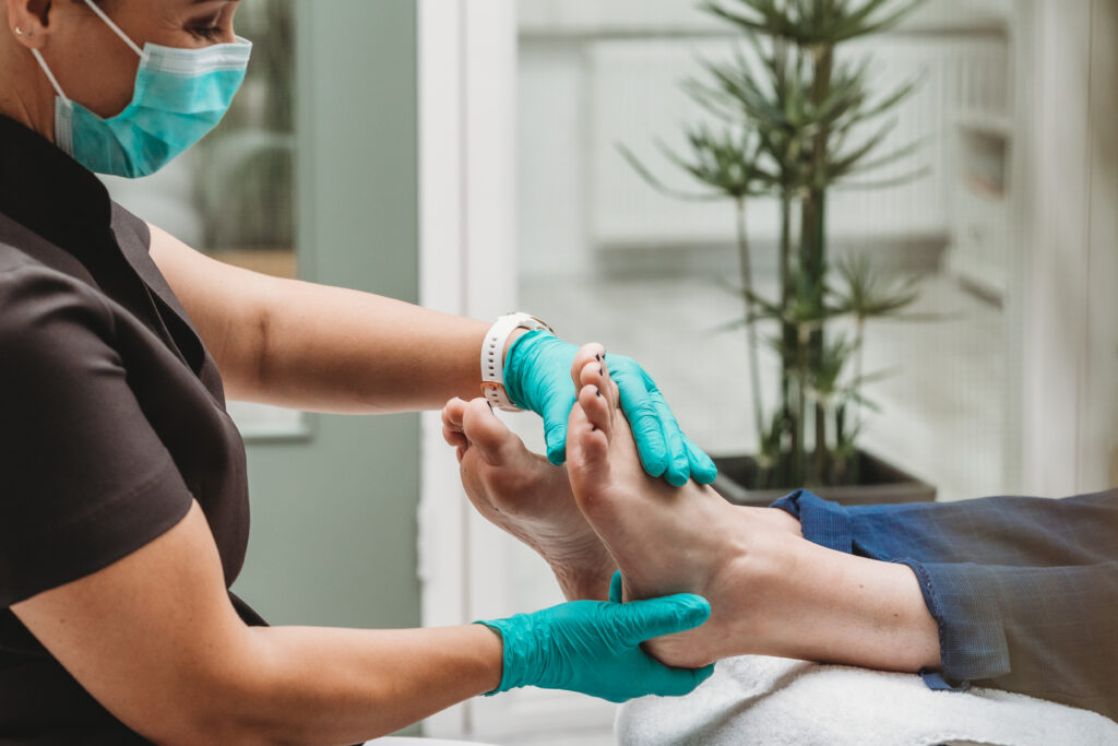 Medisch Pedicure Agnetha